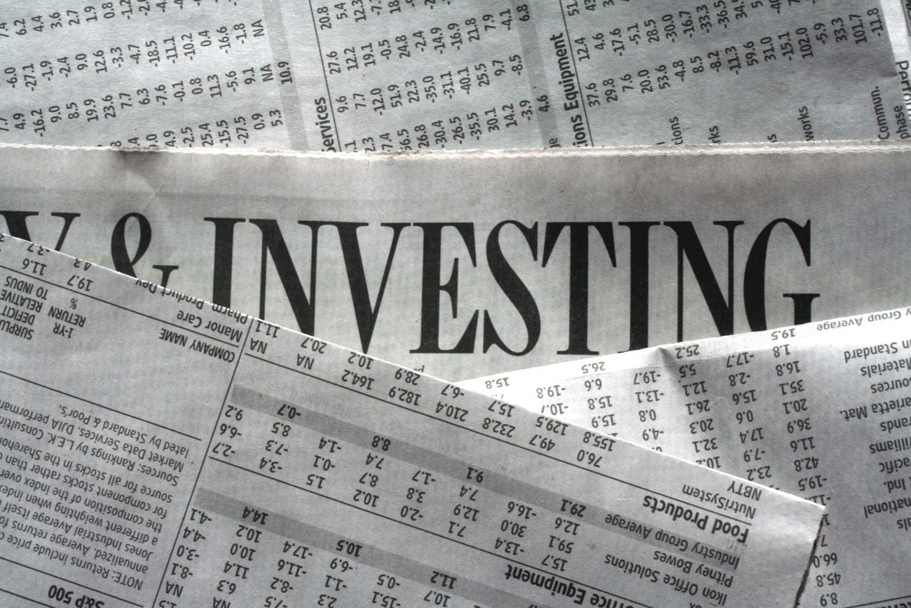 Planning Your Investments