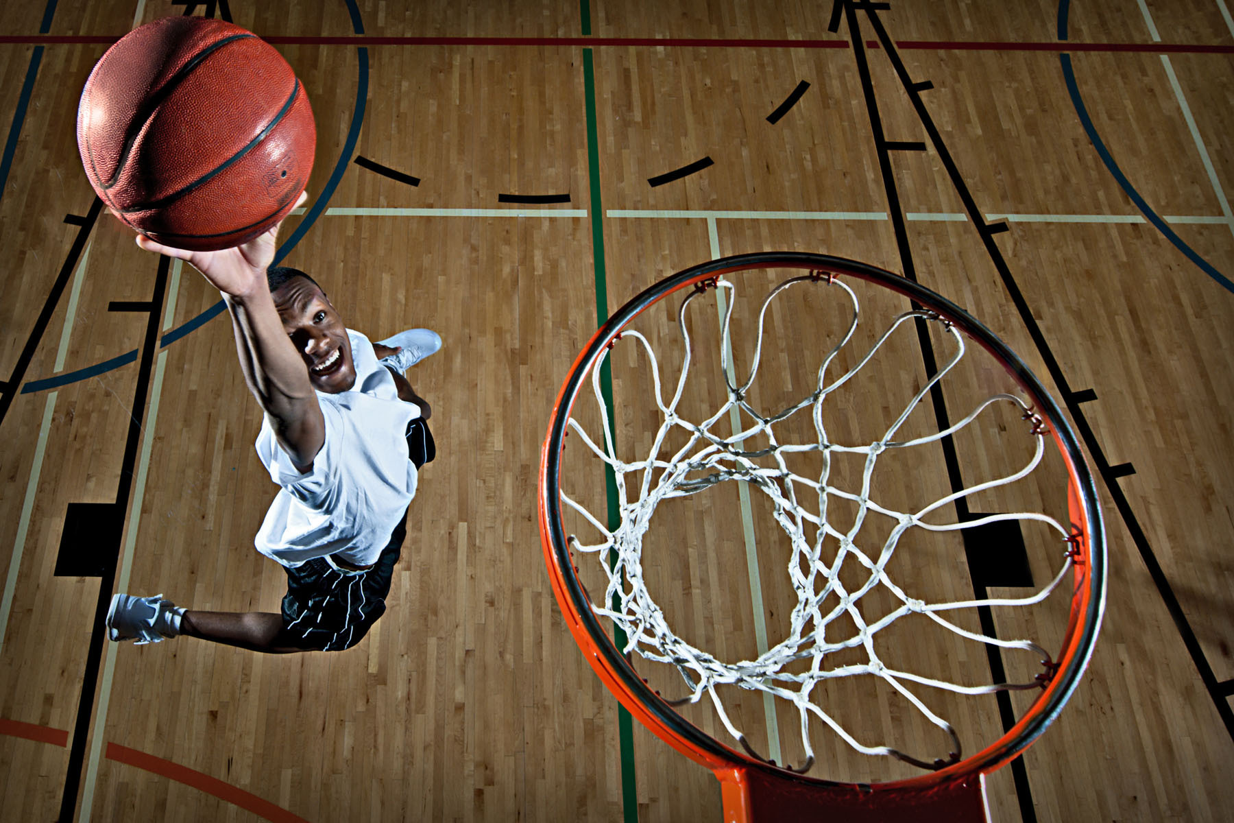Joe Pacifico - Basketball