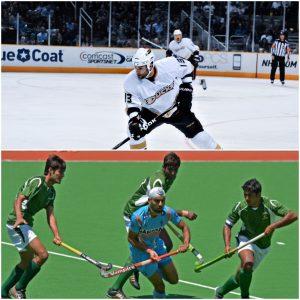 Joe Pacifico - Ice Hockey - Field Hockey