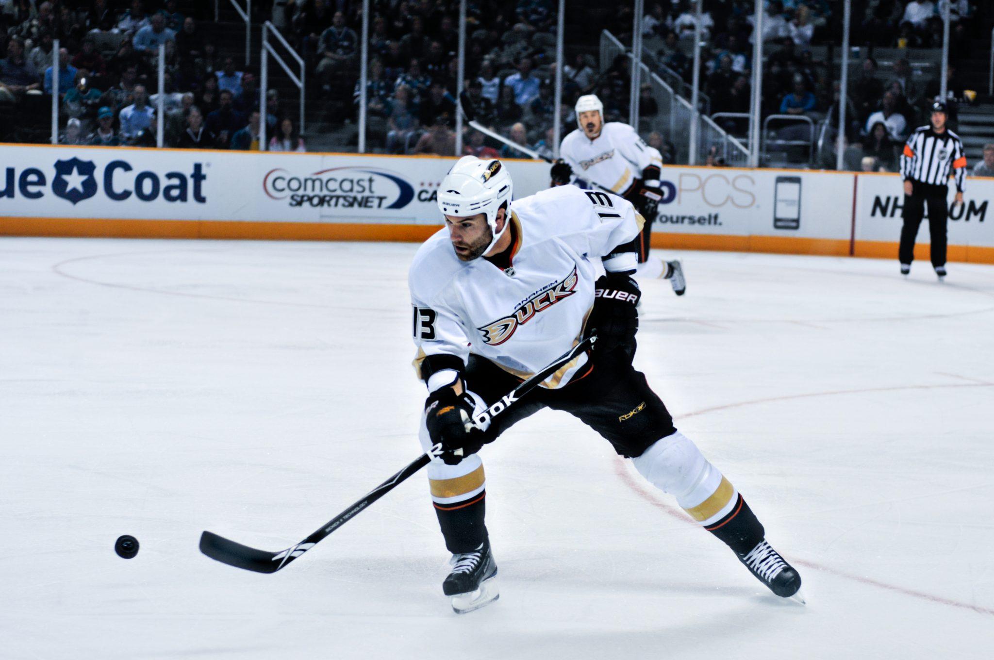 Joe Pacifico - Ice Hockey