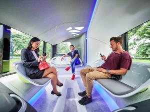 Techy Future Bus