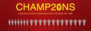 English League Champions