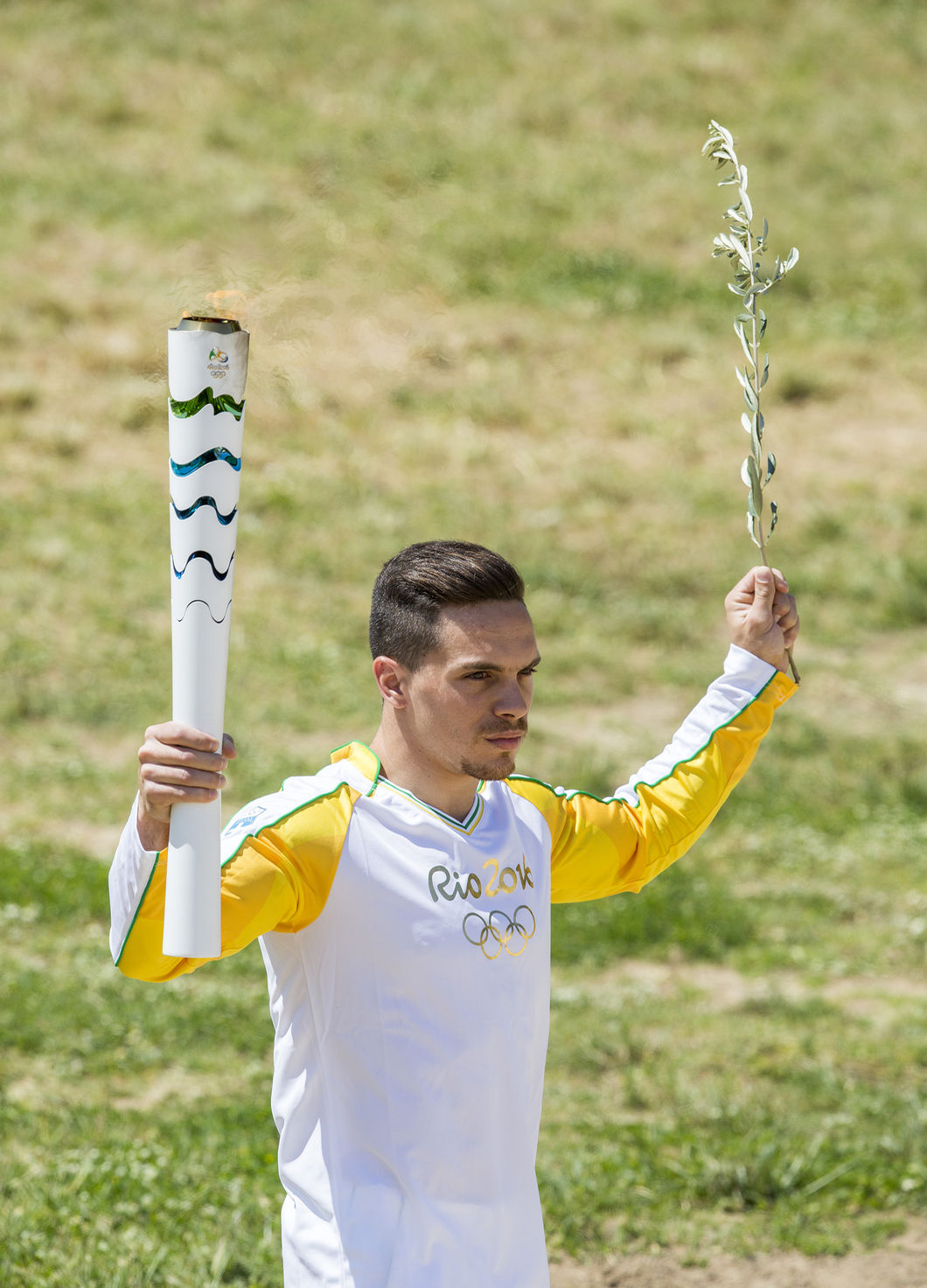 -Olympic-torch-