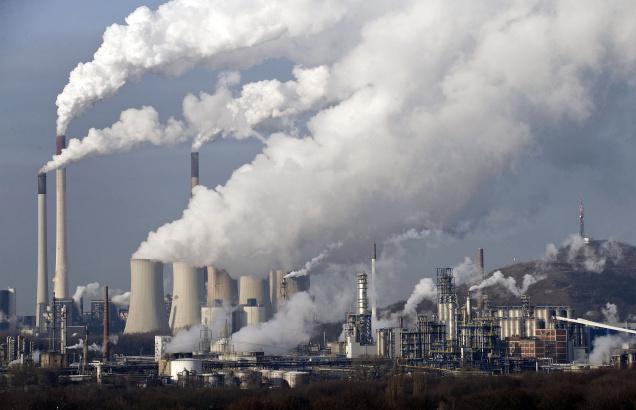 pollution 7 global warming