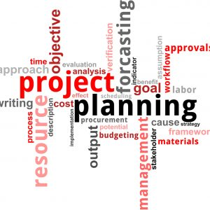 Project Planning By Blair F Pollard
