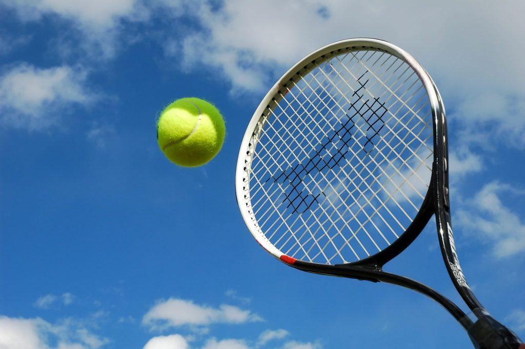 Joe Pacifico - Tennis