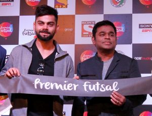 Futsal, Virat Kohli, A R Rehman
