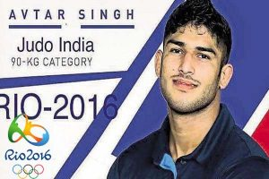AVtar-Singh Olympic games Rio 2016