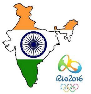 Indian Team for Rio Olympics 2016, Summer Olympics