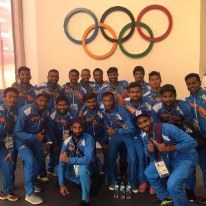 Indian Hockey Team, Sardar Singh,Olympic games Rio 2016
