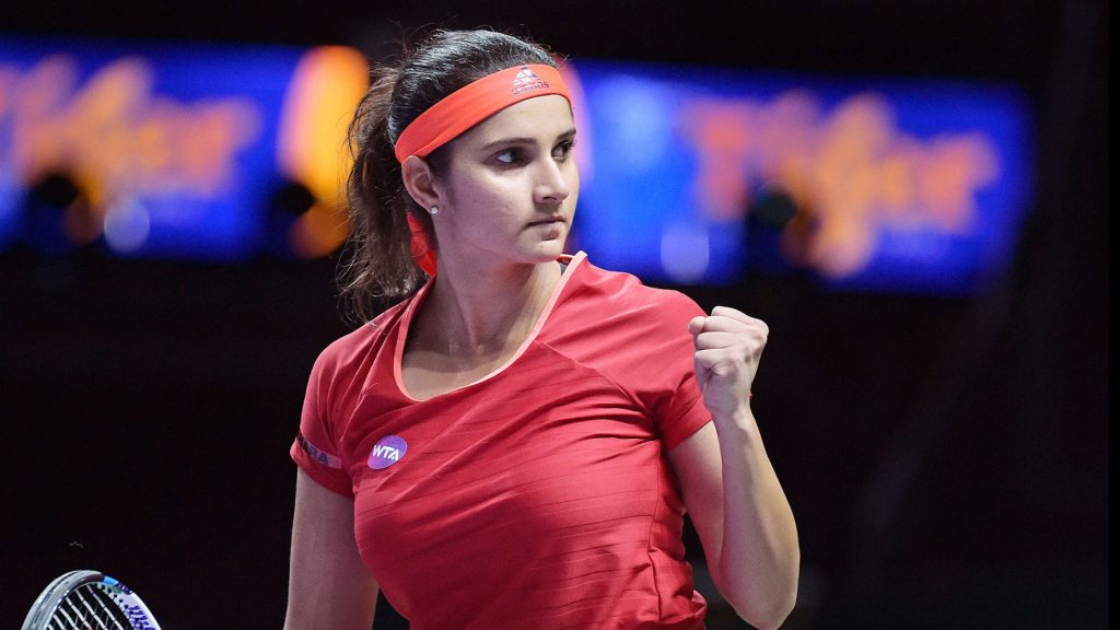 Sania Mirza Tennis Player India