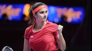 Sania Mirza Tennis Player India