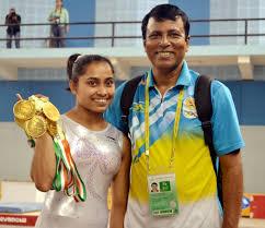 Gymnastic, Indian Gymnast, Dipa Karmakar, Summer Olympics 2016