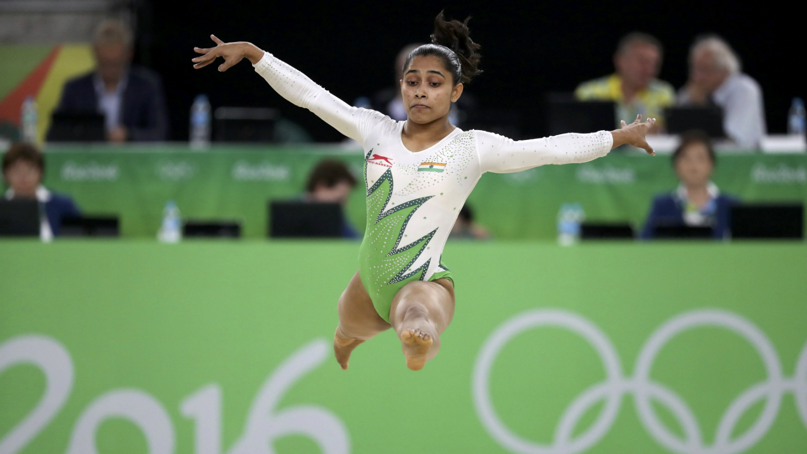 Gymnastic, Indian Gymnast, Dipa Karmakar, Summer Olympics 2016