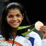 Sakshi Malik RIO Olympic 2016