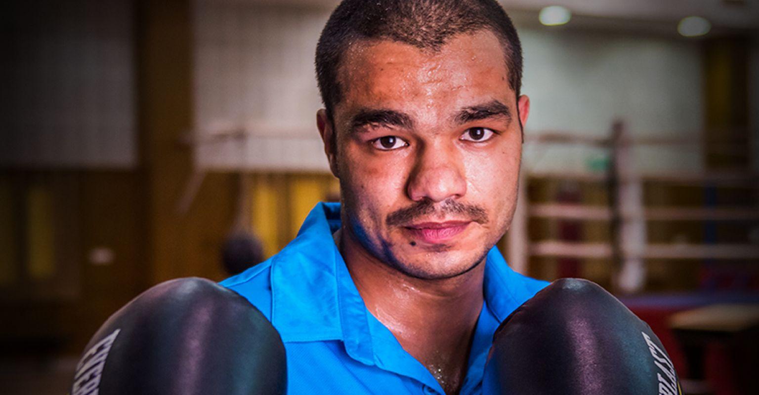 vikas-krishan Boxing Rio 2016