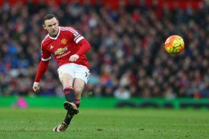 Wayne Rooney England Football Captain