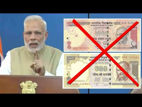 Momentous Step Taken by Prime Minister Narendra Modi to Curb the Black Money