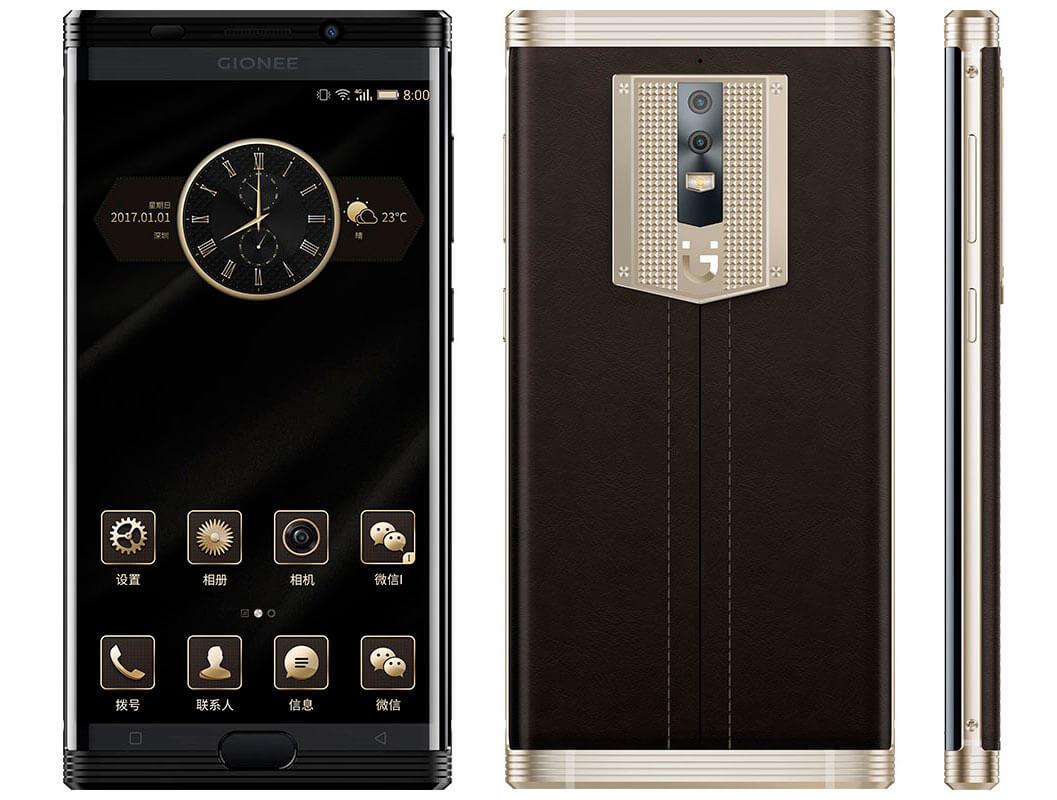 gionee-m2017-7000 mAh Battery