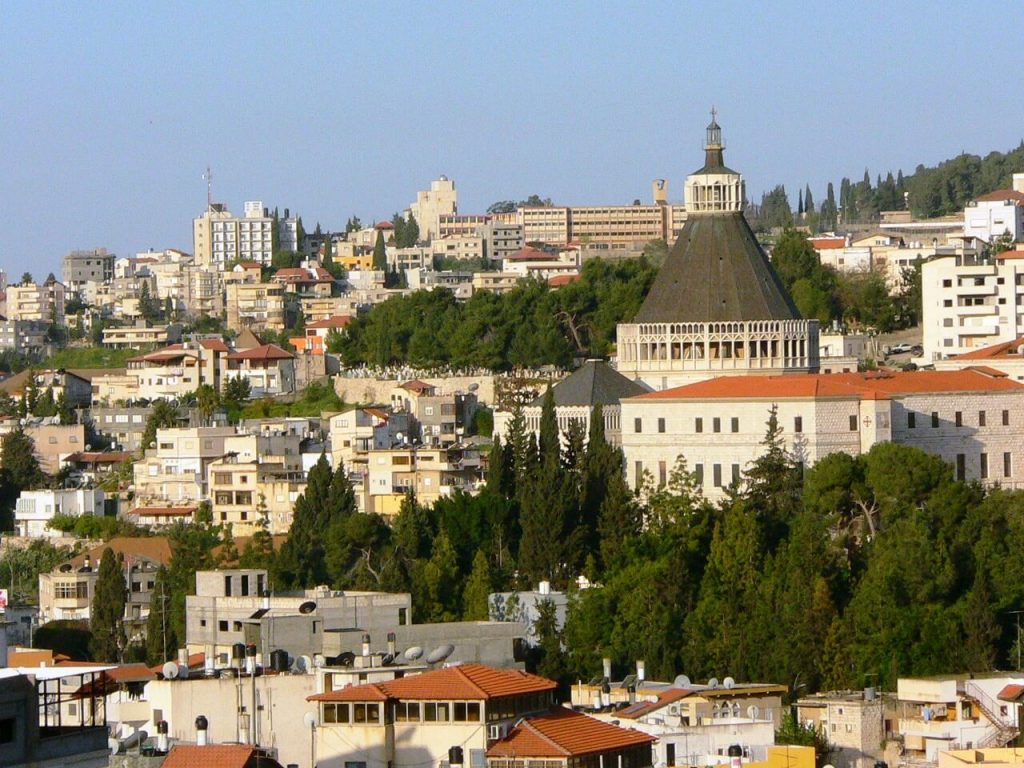 Sacred City of Nazareth