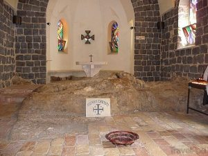 The Mensa Christi Church
