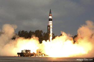 India launched agni_5