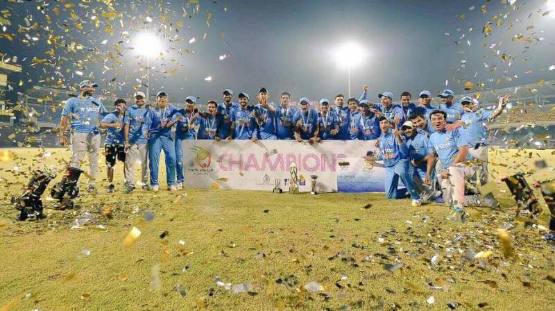 Asia Cup Champions U-19