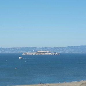 Alcatraz Island - Binoy Nazareth