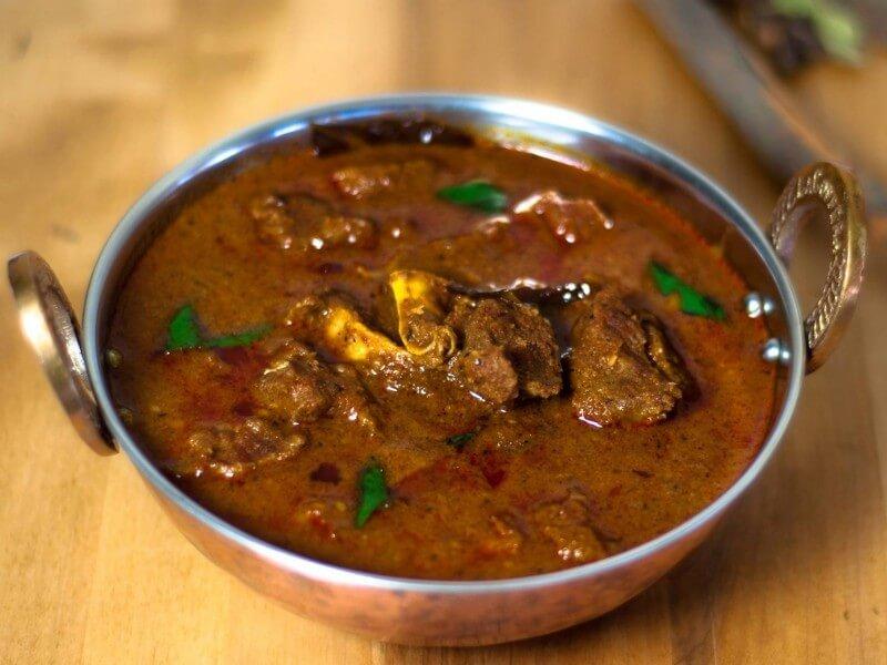 goan goat curry