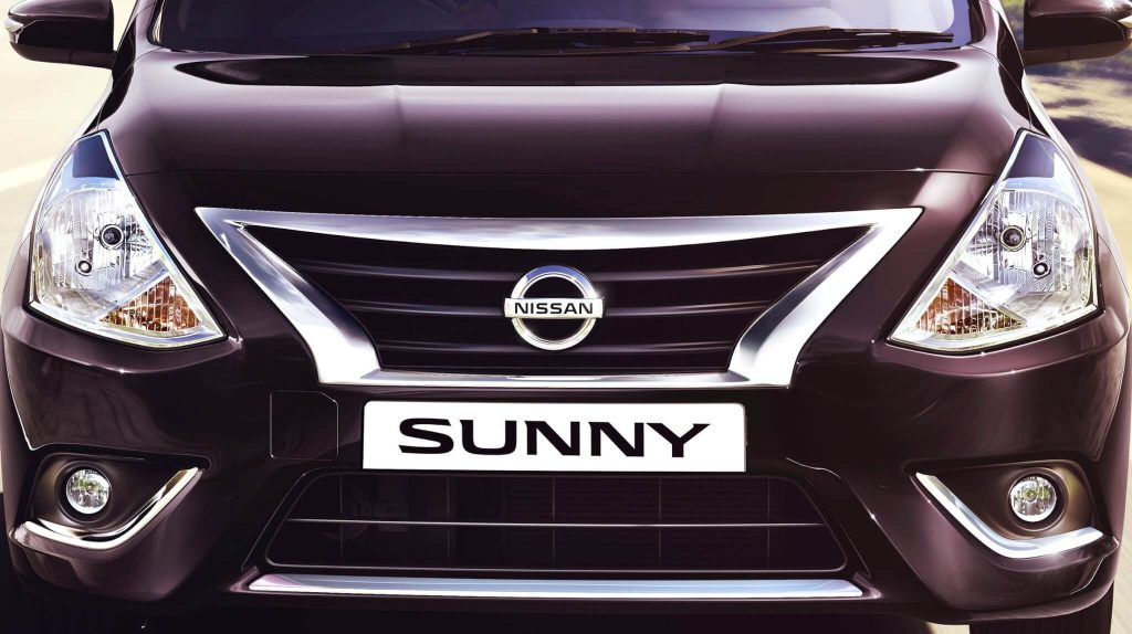Nissan New Sunny