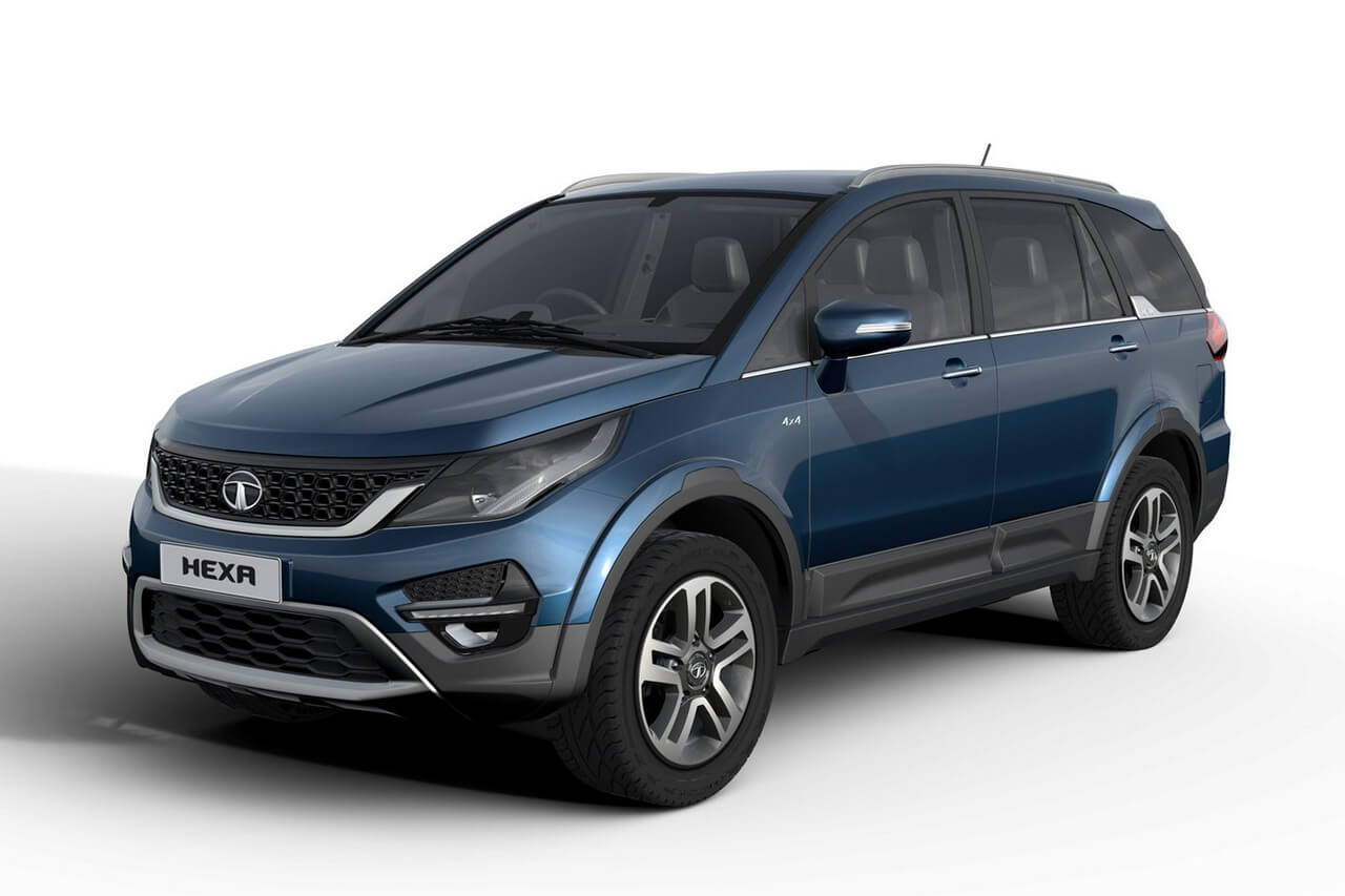 TATA Hexa is all set to Launched in India at Rs11.99 Lakh