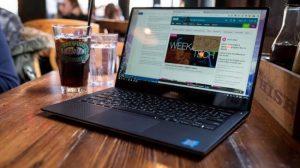 laptop at CES