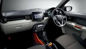 Maruti Suzuki Ignis cabin
