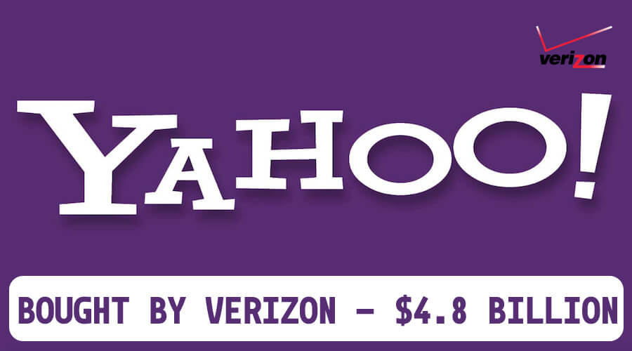 Verizon Bought Yahoo