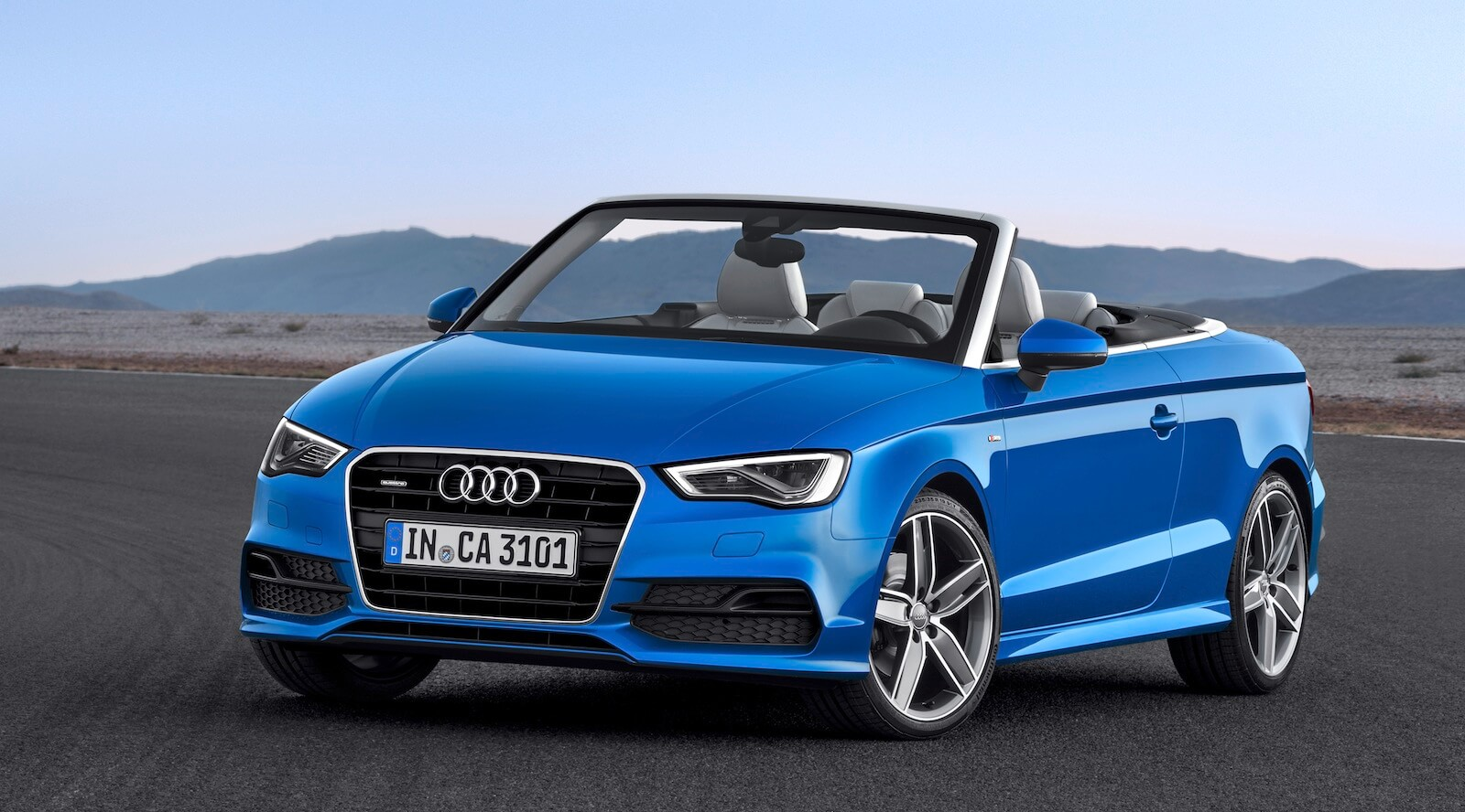 another luxury car audi a3 cabriolet introduced in india at rs. Black Bedroom Furniture Sets. Home Design Ideas