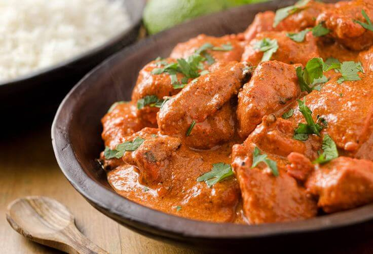 Binoy Nazareth Chicken Makhani Recipe