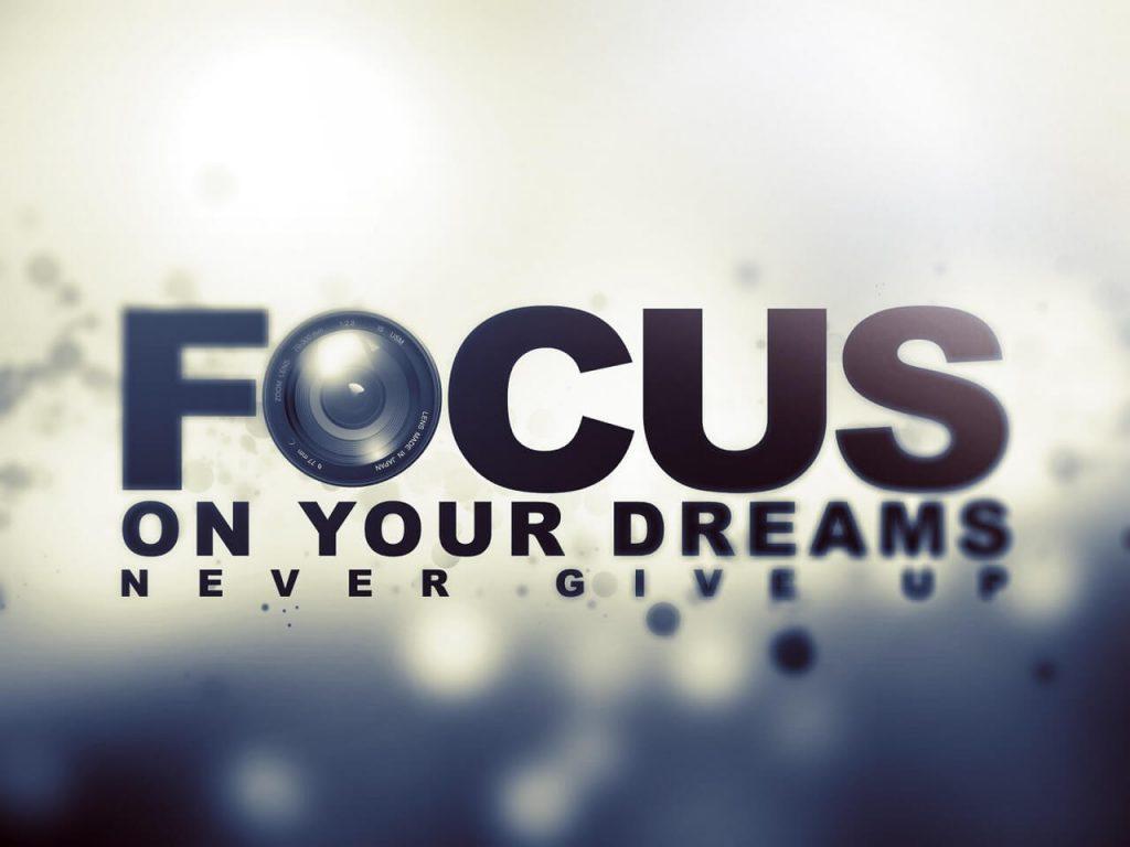 Keep Focused
