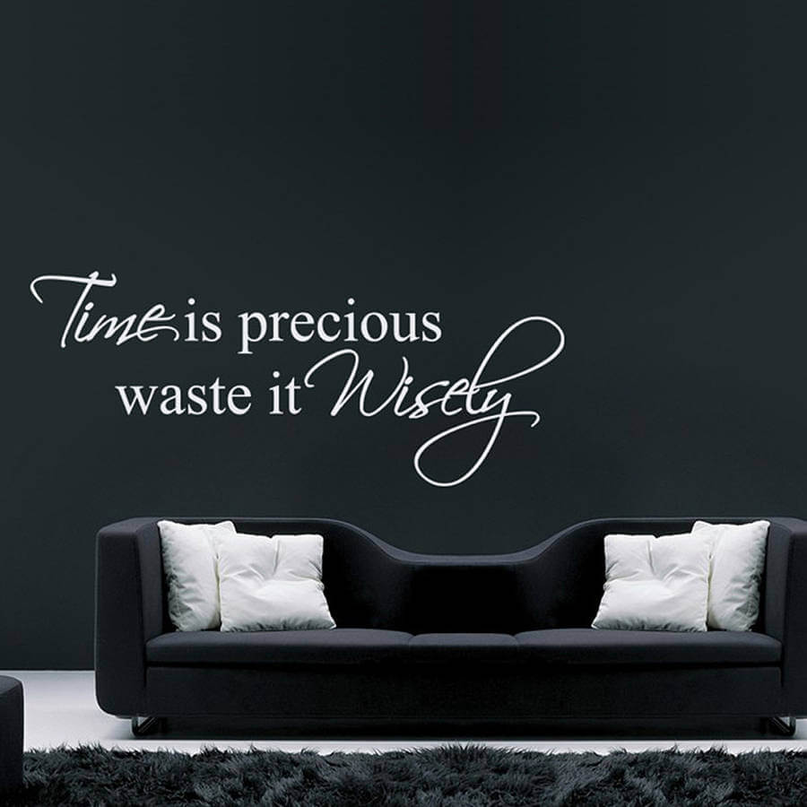 Understand the Value of Time in life and use it wisely
