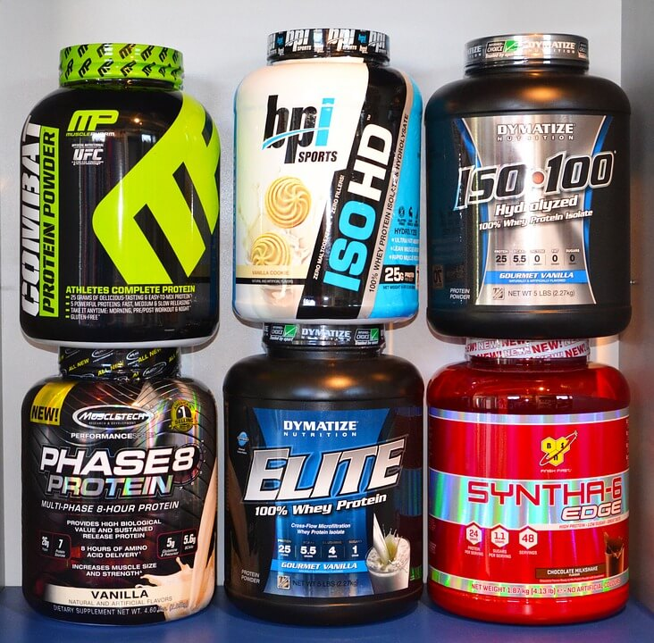 sports Supplements | Joe Pacifico