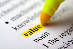 clarify your value by randon james morris