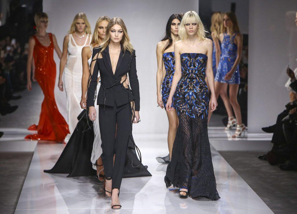 A Week Full Of Fashion Norma Schrieffer