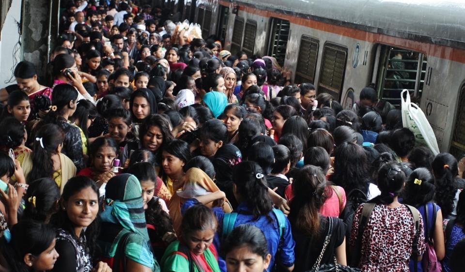population in mumbai