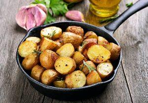 Prepared Potatoes