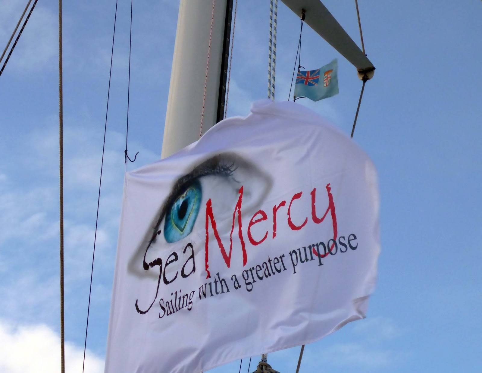 How This Sea Mercy Charity is Helping Remote Islanders around the South Pacific Ocean