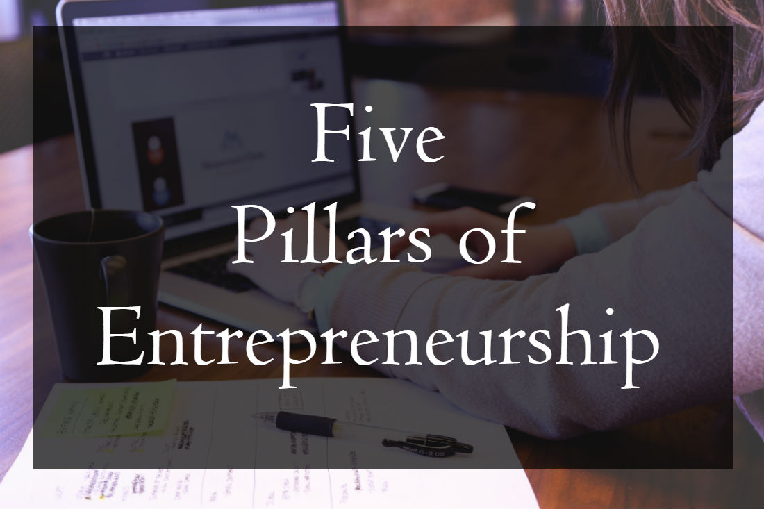 Five Pillars of Entrepreneurship