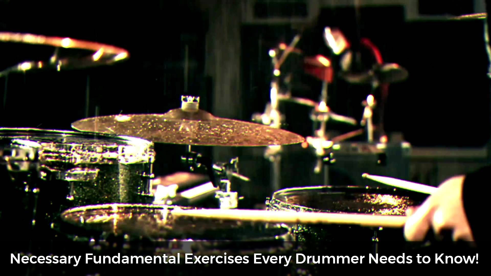 Fundamental Exercises Every Drummer