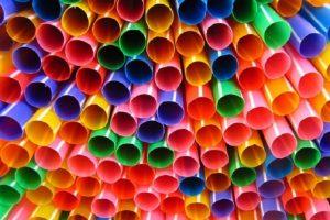 Colorful Plastic Tubes