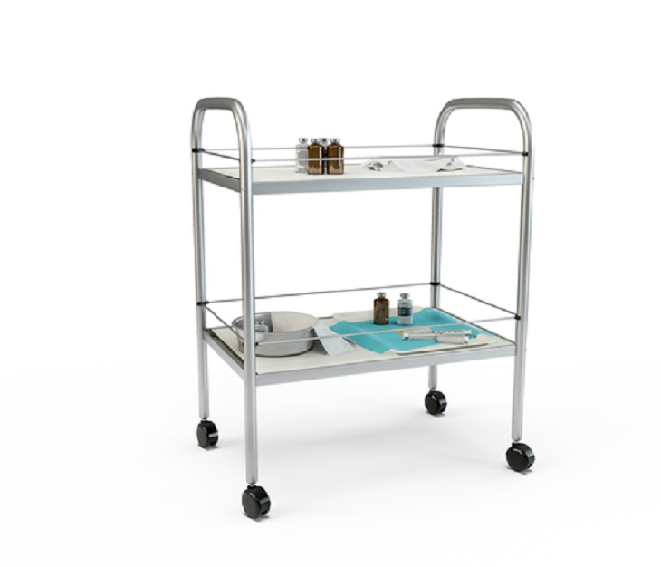 Stainless Steel Medical Carts