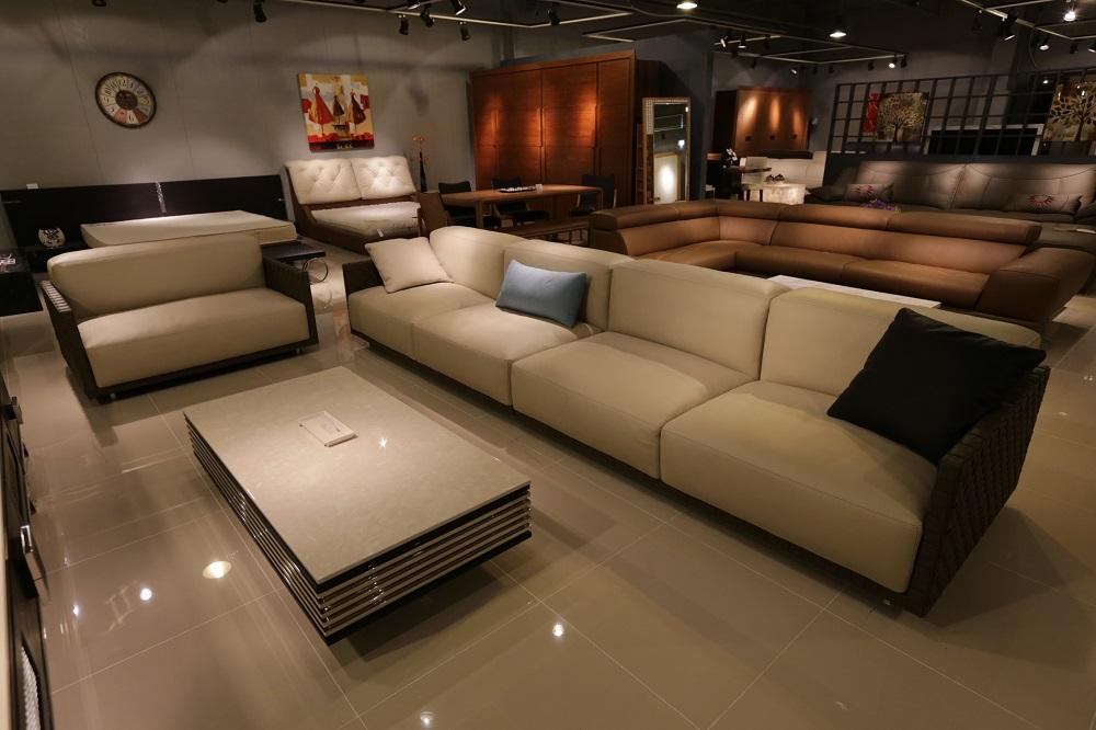 custom made sofa