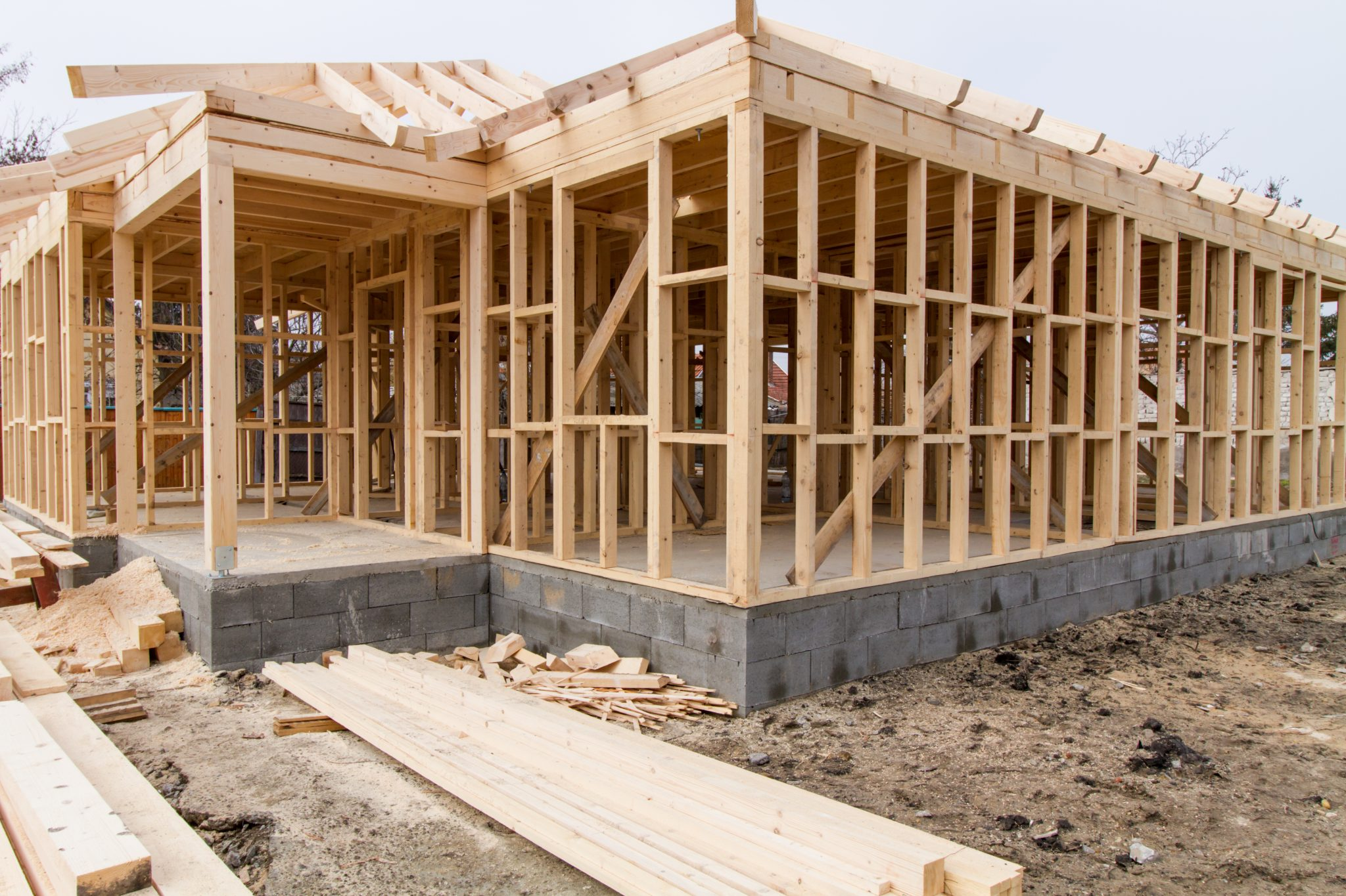 Step-By-Step Guide To House Framing